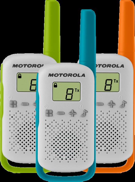 Motorola-Talkabout-T42-Triple-Set