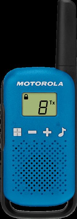 Motorola-Talkabout-T42-blau