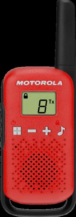 Motorola-Talkabout-T42-rot