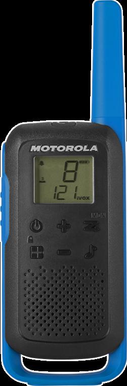 Motorola-Talkabout-T62-blau