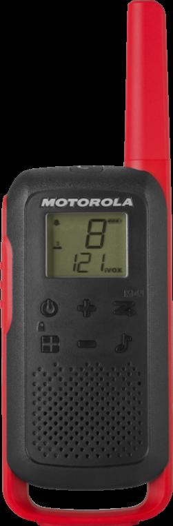 Motorola-Talkabout-T62-rot